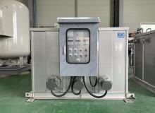 전열온수식 기화기 이미지