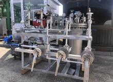 LNG PUMP SKID(LNG 충전장) 이미지
