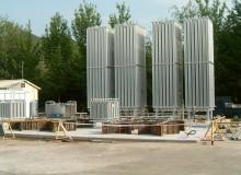 LNG 기화기 이미지